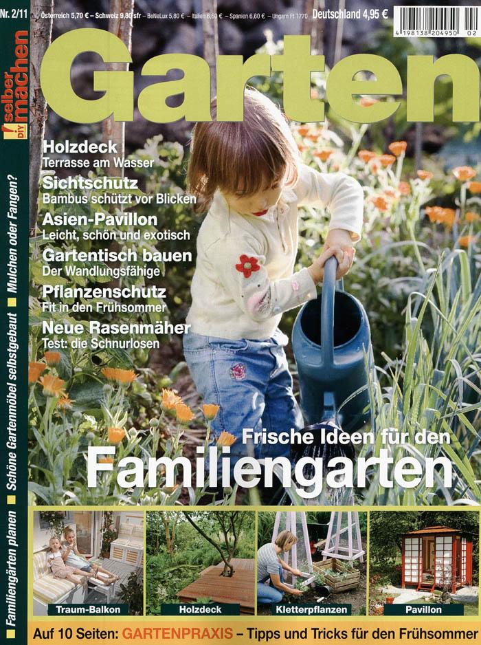 Selber Machen Garten 2/2011