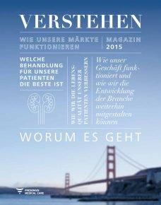 FMC Magazin 2015 Cover