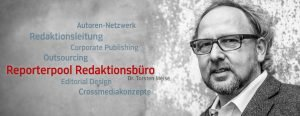 Dr. Torsten Meise Reporterpool Redaktionsbüro