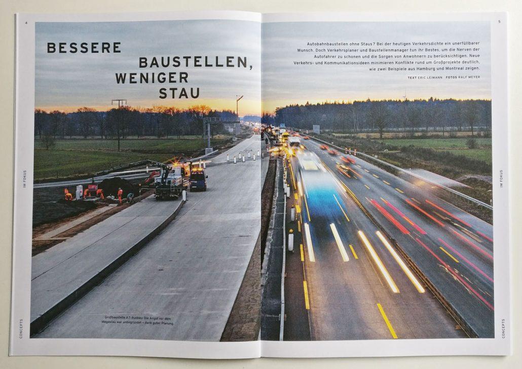 Concepts Autobahn